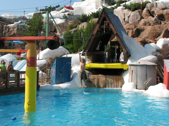 Summit Plummet Picture Of Disney S Blizzard Beach Water Park