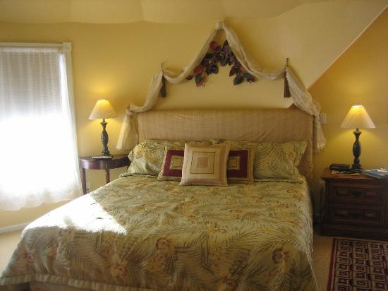 Sand Castle Inn : The Tower Suite