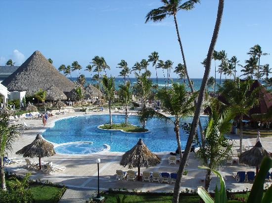 Luxury Bahia Principe Ambar Blue Don Pablo Collection: View from balcony 64308