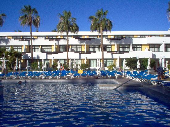 Iberostar Las Dalias: piscine
