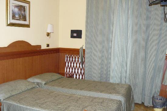 Hotel Meridiana: habitaciones del meridiana