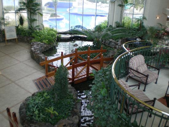 JW Marriott Hotel Quito: Lower level hotel