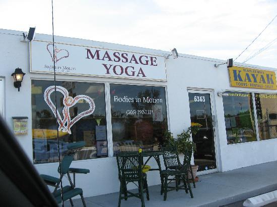 Indigo Reef Marina Homes Resort: Bodies in Motion Yoga