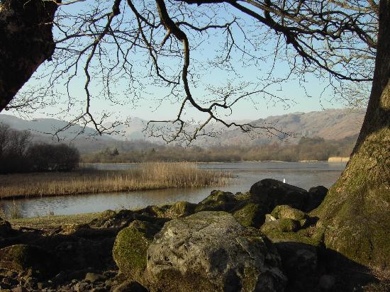 The Windermere Hotel : walk back to Elterwater from Skelwith Bridge