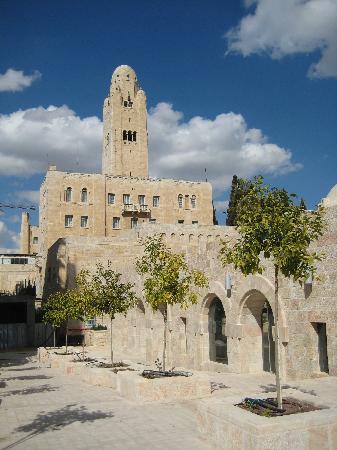 Jerusalem International YMCA, Three Arches Hotel: YMCA Three Arches1
