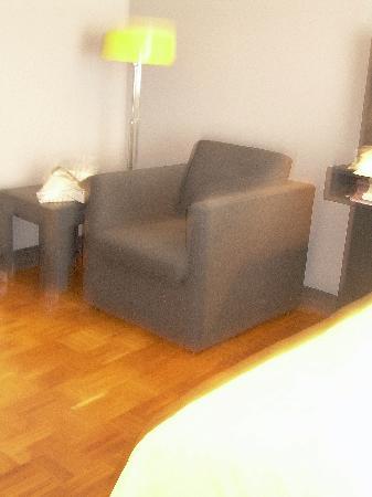Solo Sokos Hotel Torni: Sitzgelegenheit
