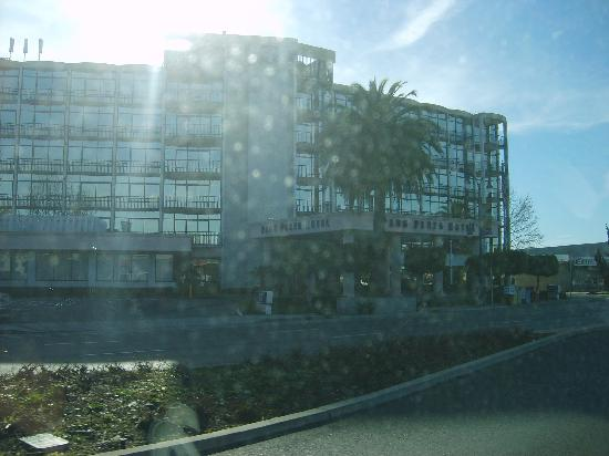 Oakland Airport Executive Hotel: hotel..
