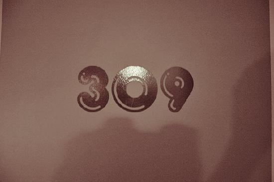 Hotel Roosevelt: Room numbers