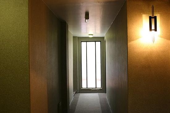 Hotel Roosevelt: Hallway