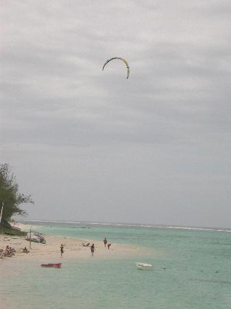 Le Morne Beach: Kite-surf a Le Morne
