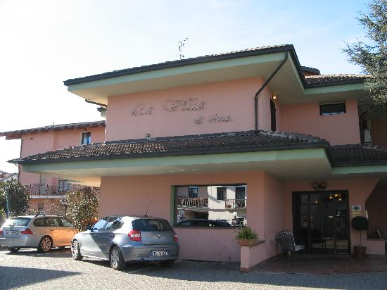 hotel la villa , Ivrea