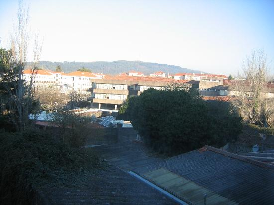 Hotel B-Nor : View from the room 2