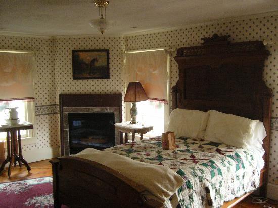 Dr. Jonathan Pitney House : Seaview Room