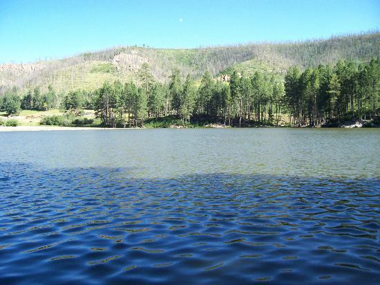 Fenton Lake State Park: Fenton Lake