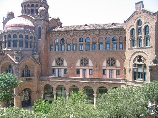 Amrey Sant Pau: Vue de la chambre