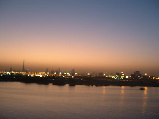 InterContinental Dubai Festival City: Sheik Zayed View