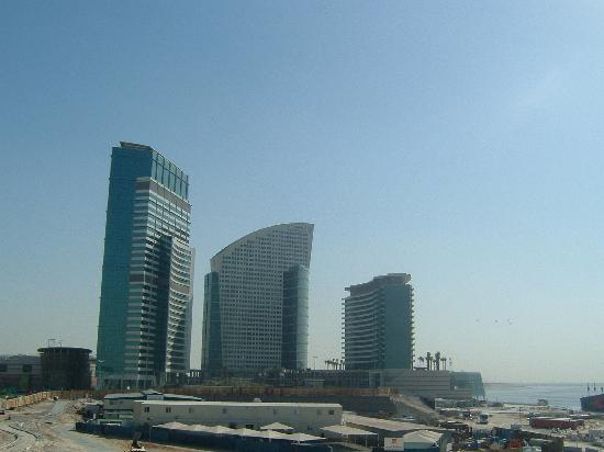 InterContinental Dubai Festival City: Hotel