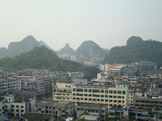 Guilin Central Hostel: verrry humin