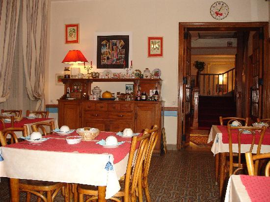 Hotel du Simplon: Restaurant