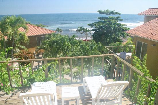 View from the room picture of casa de mar el sunzal - Casas en el mar ...
