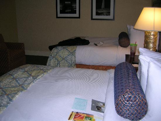 Hilton President Kansas City Rm 517 Hotel Mo