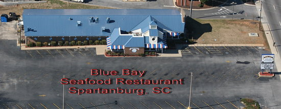 ‪Blue Bay Seafood Restaurant‬