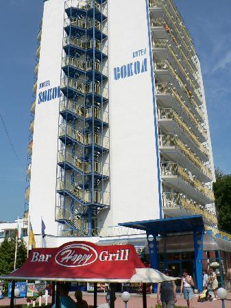 Sokol Hotel: Hotel Sokol***