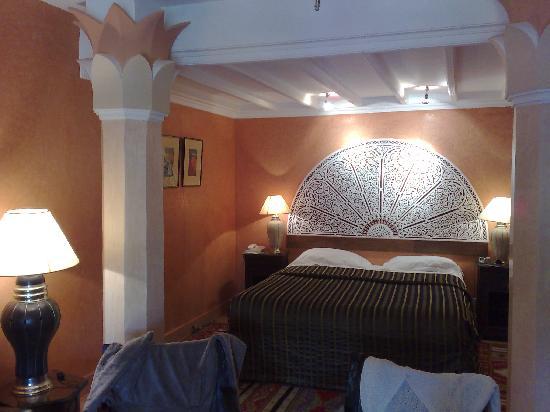 Domaine de la Roseraie: Our junior suite