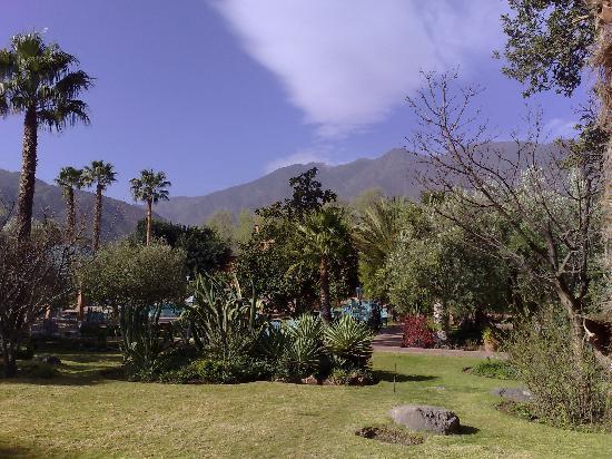 Domaine de la Roseraie : The grounds