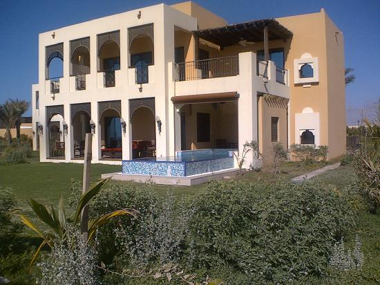 Hilton Ras Al Khaimah Resort & Spa: Hilton resort Presidential Suite