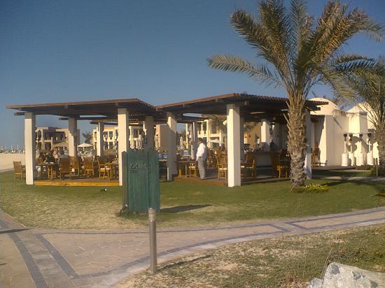 Hilton Ras Al Khaimah Resort & Spa: Bar/Restaurant the Dome