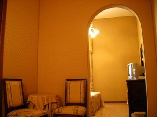 Arco Antico Guest House: nice living room