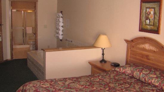Homestead Suites: suit1