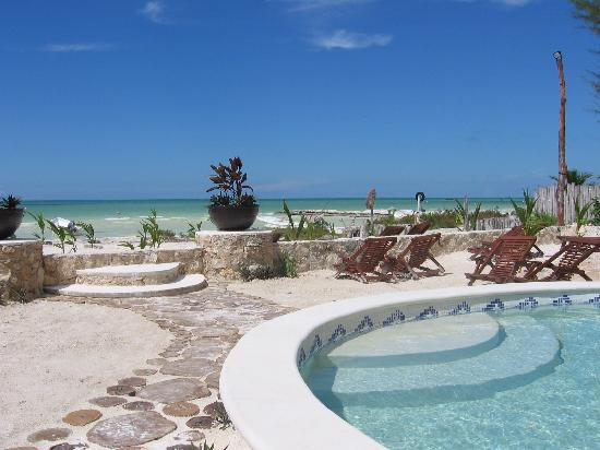 Holbox Dream Beach Front Hotel by Xperience Hotels: la vue !