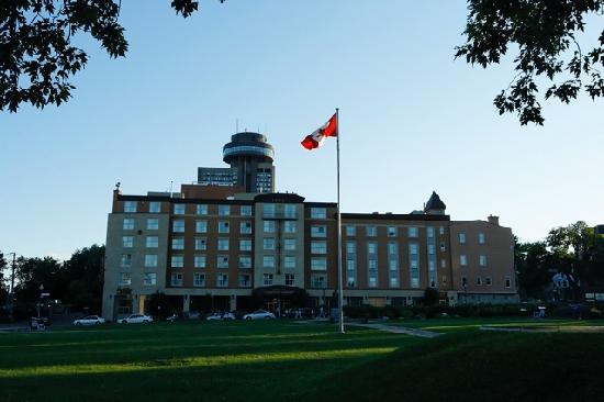 Hotel Chateau Laurier: Hotel vu de l'extérieur