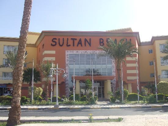 Sultan Beach Hotel: l'entré