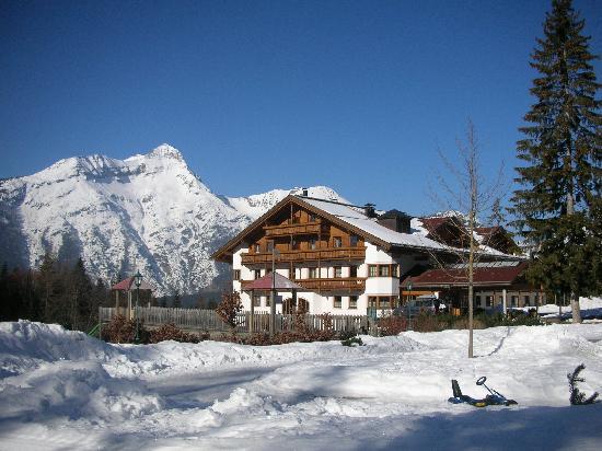 Ferienanlage Tiroler Zugspitze