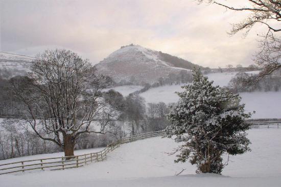 Llangollen, UK: Dinas Bran Castle