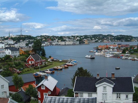 Southern Norway, Norway: Arendal, overview