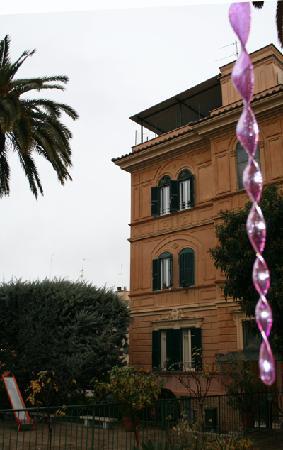 San Giuseppe Della Montagna : towards the monastary