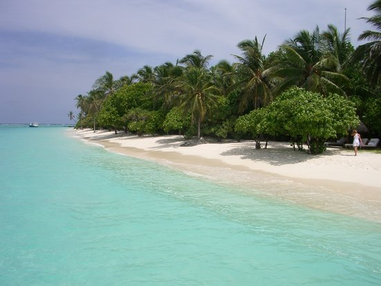 Kanuhura - Maldives: El Paraiso