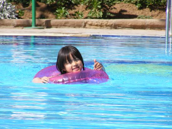 Steigenberger Nile Palace Luxor: Our 6 year old daughter loved the pool