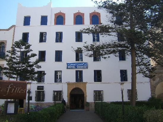 Hotel Sahara front
