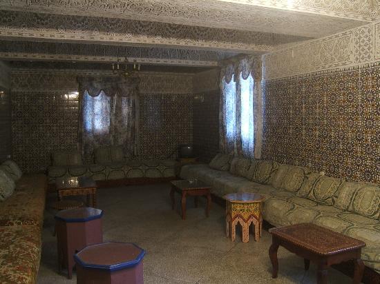 Hotel Sahara: Sahara relaxation area