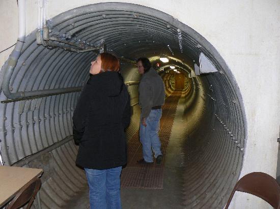 Subterra Castle: Subterra Tunnel