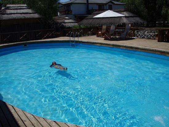 Rumbo 90 Delta Lodge & Spa: Rumbo90-Enlapileta