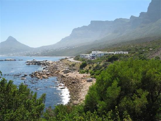 The Twelve Apostles Hotel and Spa: Idyllic location