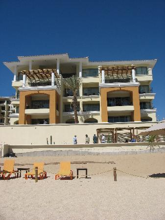 Casa Dorada Los Cabos Resort & Spa: Beach front rooms