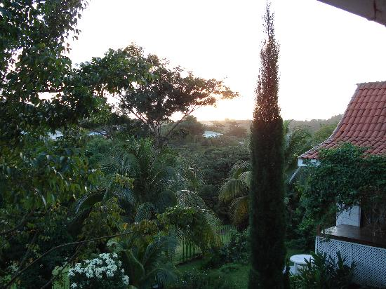 Caribbean Breeze: Sunrise view from balcony