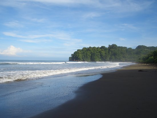 Uvita, Costa Rica: beach